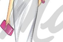 boceto femenino actuall