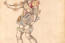 Masque de spectacle periode baroque et classique