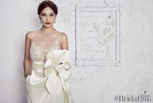 #Bridal2016-campaign / Bridal /Collection/ Wedding /Dresses