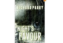 "Night's Favour / All about the novel ""Night's Favour,"" by yours truly."