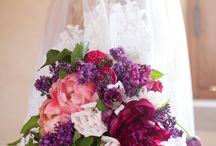 Details: Gorgeous wedding flowers