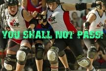 skate skate skate / all things roller derby / by Jess Dimond