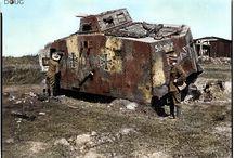 WW 1 - A7v