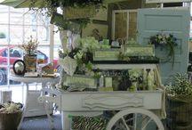 Oldfashioned Cart