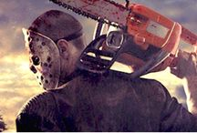Friday The 13th / Pictures from past and present Friday the 13th movies  / by John Munroe