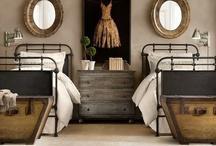 Bedrooms & Sleeping Spaces / by Leanne Inskeep