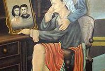 """Obras Del Pintor """"Emerio Dario Lunar"""""""