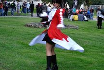 Alice Baskerville / Cosplay from Pandora Hearts