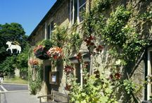 The Lamb Inn / Situated at the heart of the Cotswolds, in the delightful and picturesque town of Burford, is to be found the Lamb Inn. A traditional English country hotel, yet within easy reach of London or Birmingham, the Lamb is ideally situated for exploring this beautiful area.