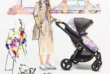 Novità 2016 / Le novità dell'anno 2016 per la mamma e per il bebè. Nuovi colori, nuovi stili e nuove funzionalità.