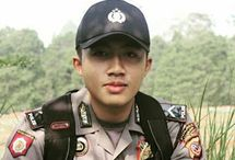 Foto Polisi Keren