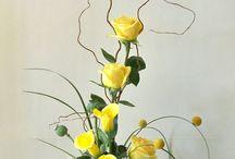 Květinové dekorace