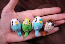 crochet toys / by Dayse