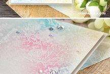 Embossing - Stamps and Stencils