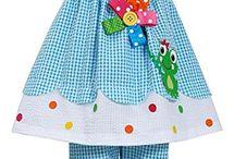 vestidos babys