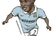Man City Fan Art 15/16 Season / Manchester City FC fan art 15/16 Season
