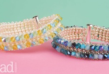 Projects from Bead & Jewellery / Some of the fabulous projects from Bead & Jewellery Magazine.