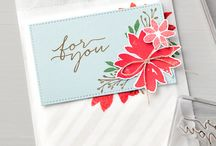 Blooms and Wishes Stampin Up