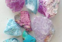Cristal Colours / Crystal pastel colours