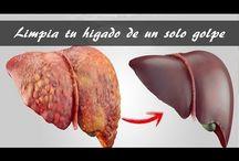 hígado limpieza