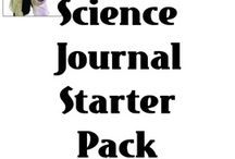 Science notebook and classroom organization / by Stacey Sebert