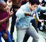 Dylan Dancing