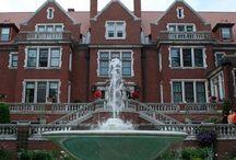 Glensheen Mansion / by Nancy Mathews