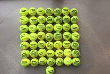 Ebay / Selling used tennis balls