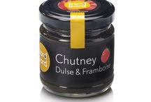 Le Chutney aux algues / Mars 2015 : Bord à bord lance son Chutney... Dulse, spaghetti de mer, framboises et une pincée de curry