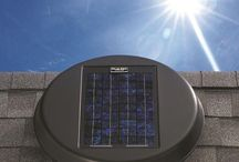 Solar Attic Fan / by NW Natural Lighting