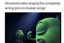 K-pop/drama relate