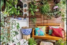 Veranda e/o terrazzino