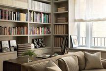 Living Room w/office
