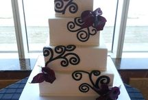 Wedding Cakes / What some of our brides have done....