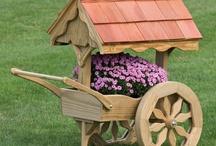 Adornos de jardín