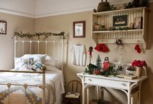 Primitive/Country/Shabby/Vintage Bedrooms / All things uber cute for the bedroom! / by Nicole S