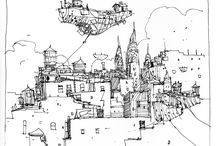 Kaupunkipiirrokset