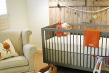 Baby Nursery / by Laura