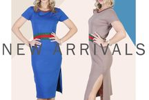 New Arrivals and Spring Collections
