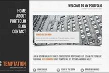 Wordpress Themes / by Kimberly Smith