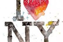I <3 NY / by Jamie Clark