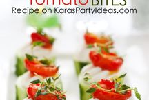 Party Food & Appetizers / by Kristina Dykas