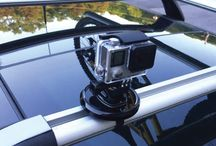 GoPro Mounting Kit / Standardized mounting system for you to easily place and remove your GoPro as needed without removing tape or wasting mounts.
