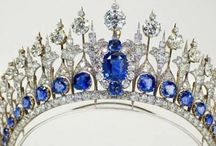 Tiara's, Crowns & Jewels / Jewelry of Royals, Aristocrats.... / by Maximumrider Groves