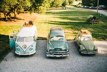 * Wedding cars *