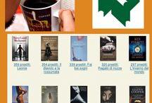 Top10 2013 / Libri e film che sono piaciuti di piu` agli utenti SBV nel 2013