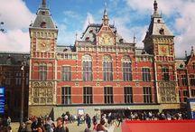 plaats om te bezoeken / nederland