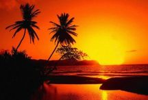 Sunset Beach / by meimei sha