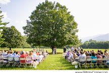 Cove lake wedding ideas / by Sharon Payne