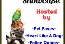 Pet Blogger Showcase / Pet Blog Posts from the Pet Blogger Showcase Linky Party